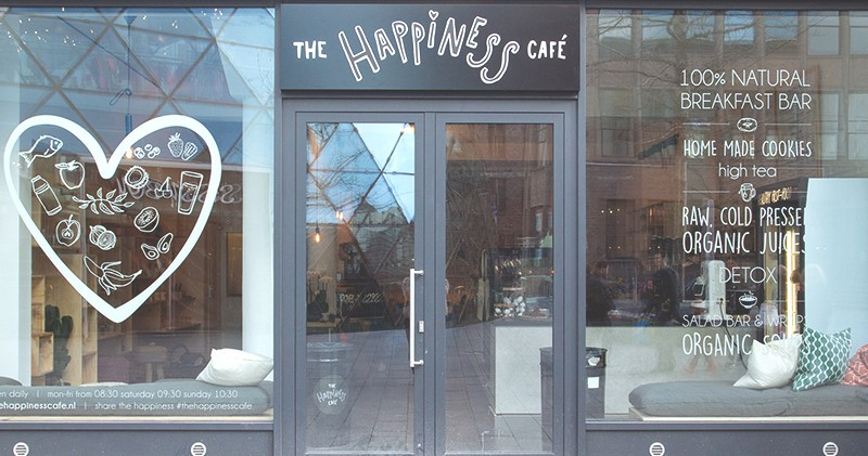 the happiness cafe, hotspot Eindhoven