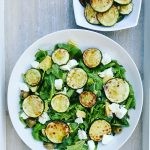 Recept: Courgettesalade