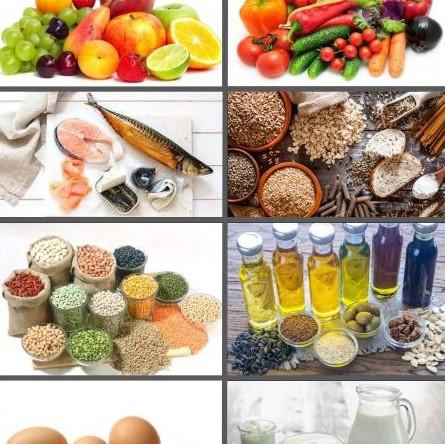 Gezonde voeding in beeld webshop